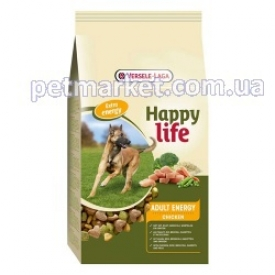 Happy Life ADULT ENERGY - корм для собак