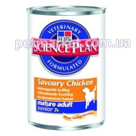 Hill's SP Canine Mature Adult 7+ Chicken - консервы для соб