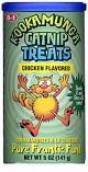8 in 1 Kookamunga Catnip Treats, EM6112, EM6113, EM6114  (Can),