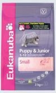 Eukanuba Puppy & Junior Small Breed, Эукануба Паппи и Юниор Смол