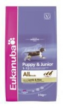 Eukanuba Puppy & Junior Medium Breed с курицей