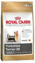 Royal Canin Yorkshire Terrier 28 Adult йоркширский теръер