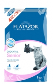 Flatazor CROCKTAIL SENIOR 400 г