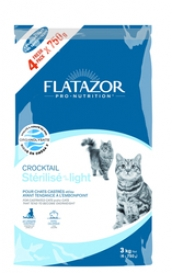 Flatazor CROCKTAIL STERIALISE/LIGHT 400 г