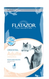 Flatazor CROCKTAIL ADULTE volailes