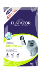Flatazor Pro-Nurtition PRESTIGE ADULT SENSIBLE ягененок, рис