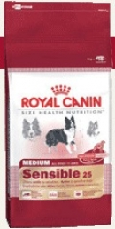 Royal Canin Medium Sensible 25 - 4кг (Роял Канин)