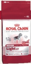 Royal Canin Medium Light 27 - 4кг (Роял Канин)