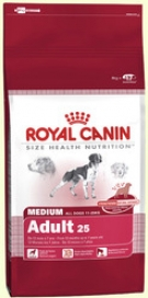 Royal Canin Medium Adult 25 - 4кг (Роял Канин)