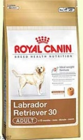 Royal Canin Labrador Retriever 30 - 12кг (Роял Канин)