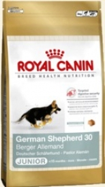 Royal Canin German Shepherd 30 Junior 12кг (Роял Канин)