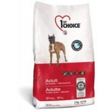 1st Choice Корм для собак с ягненком  Lamb Adult Dog Food 15 kg