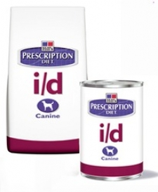 HILLS ХИЛЛС Prescription Diet Canine I/D
