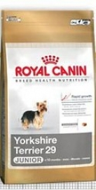 ROYAL CANIN (РОЯЛ КАНИН) YORKSHIRE TERRIE JUNIOR 29 Йоркшир терь