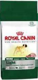 ROYAL CANIN (РОЯЛ КАНИН) MINI LIGHT Мини Лайт