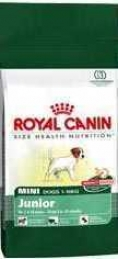 ROYAL CANIN (РОЯЛ КАНИН) MINI JUNIOR Мини Юниор