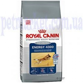 Royal Canin ENERGY 4300 - корм для собак