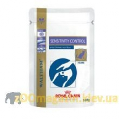 Royal Canin лечебный корм SENSITIVITY CONTROL FELINE