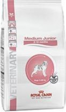 Royal Canin - VET MEDIUM JUNIOR 4.5 кг