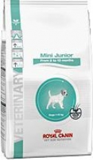 Royal Canin - VET MINI JUNIOR 4.5 кг