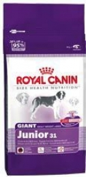 Royal Canin - GIANT JUNIOR 4 кг