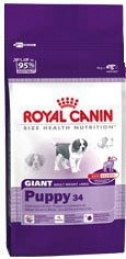 Royal Canin - GIANT PUPPY 4 кг
