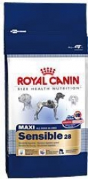 Royal Canin - MAXI SENSIBLE 4 кг