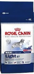 Royal Canin - MAXI LIGHT 4 кг