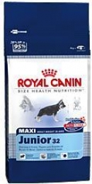 Royal Canin - MAXI JUNIOR 4 кг