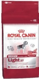Royal Canin - MEDIUM LIGHT 15 кг