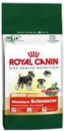 Royal Canin - MINI SCHNAUZER 3 кг